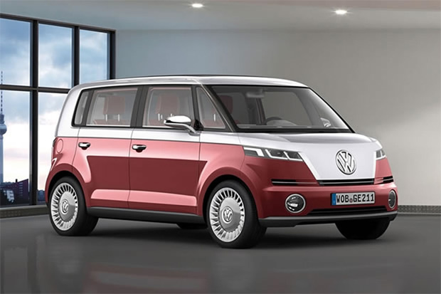 Le volkswagen combi lectrique officialis en janvier 2016 for Garage volkswagen le plus proche
