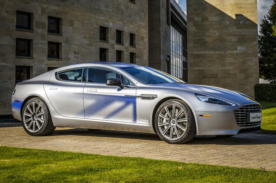 James Bond : l'agent 007 roulera en Aston Martin électrique