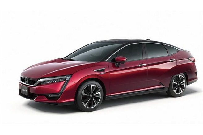 honda clarity fuel cell prix autonomie fiche technique. Black Bedroom Furniture Sets. Home Design Ideas