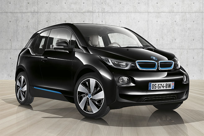 bmw i3 black edition s rie sp ciale pour la citadine lectrique premium. Black Bedroom Furniture Sets. Home Design Ideas