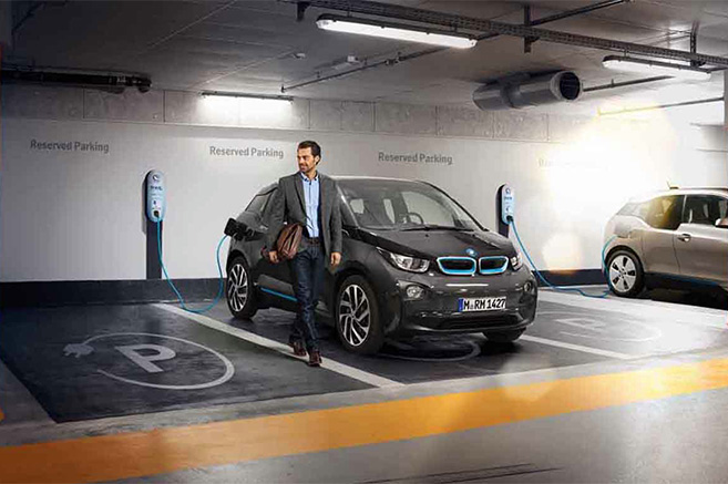 Effia va installer 250 bornes de recharge dans ses parkings