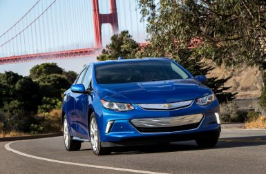 General Motors débranche la Chevrolet Volt