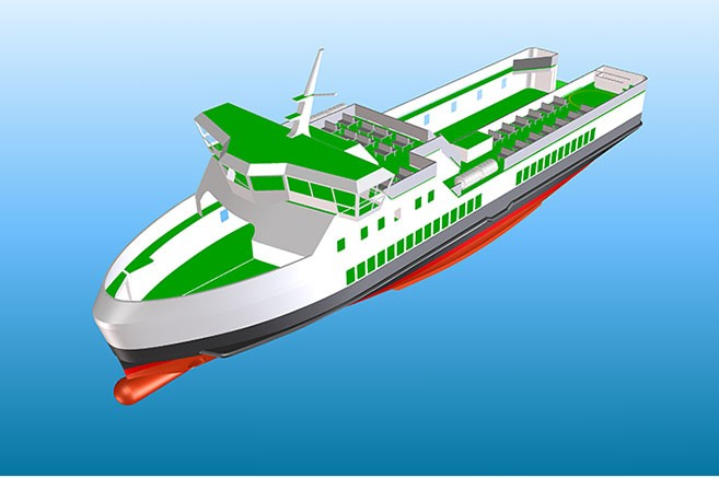 e-ferry-plugboat