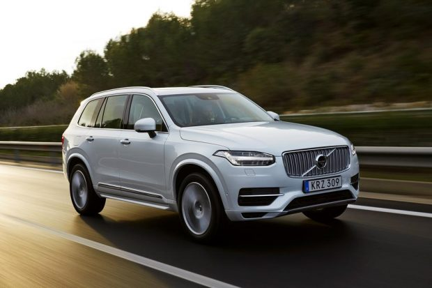 Volvo XC90 PHEV T8 Twin Engine