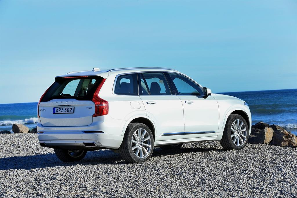 photo volvo xc90 t8 photo ch hunsicker ace team. Black Bedroom Furniture Sets. Home Design Ideas