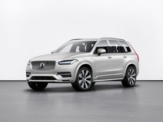 Volvo XC90 T8 hybride rechargeable