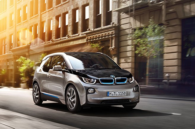 200 km d autonomie pour la prochaine bmw i3. Black Bedroom Furniture Sets. Home Design Ideas