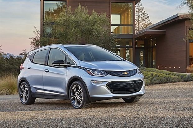 Chevrolt Bolt : la version de production en images