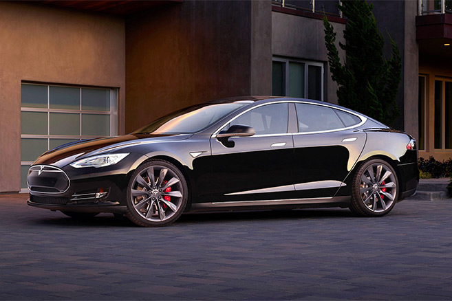 photo tesla model s prix tarifs de la gamme 2016. Black Bedroom Furniture Sets. Home Design Ideas