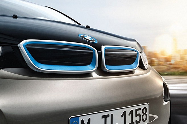 La BMW i3 2017 aura deux configurations batteries
