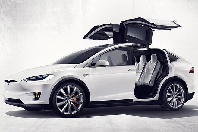 Les prix en France du Tesla Model X