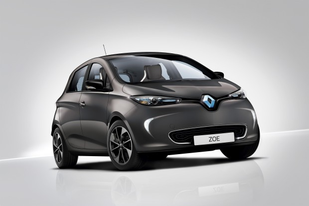 salon de gen ve voici la renault zoe haut de gamme. Black Bedroom Furniture Sets. Home Design Ideas