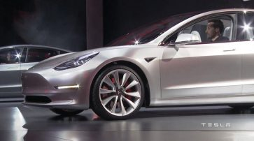 tesla model 3 autonomie prix photos tout ce qu il faut savoir. Black Bedroom Furniture Sets. Home Design Ideas