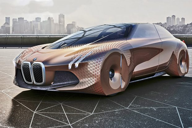 bmw i next une voiture lectrique autonome pour 2021. Black Bedroom Furniture Sets. Home Design Ideas