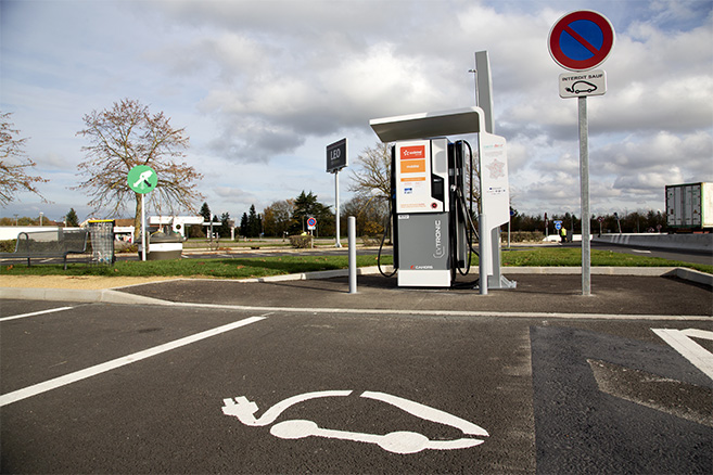Bornes de recharge : le Pass Sodetrel disponible sans abonnement