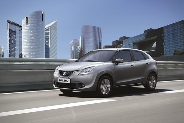 Suzuki Baleno : l'hybride « light » arrive en concession