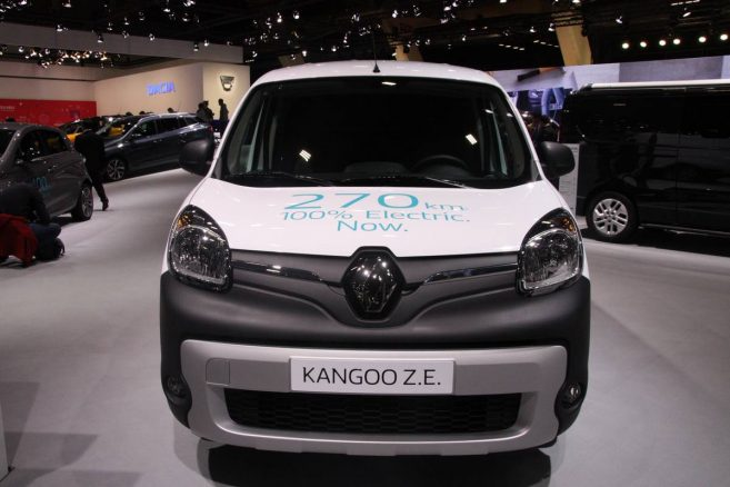batterie 33 kwh pour le nouveau renault kangoo lectrique. Black Bedroom Furniture Sets. Home Design Ideas