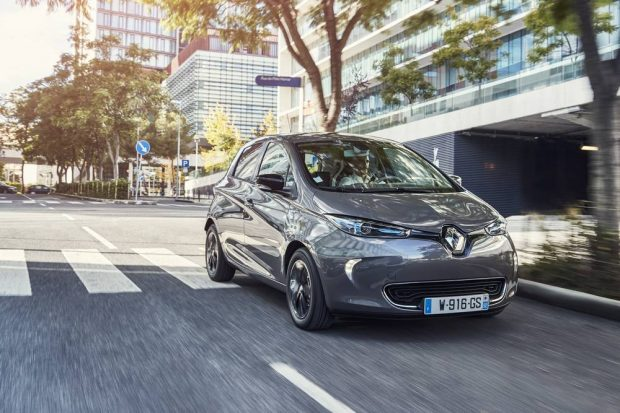 La Renault Zoé bientôt disponible sans location de batteries en France !