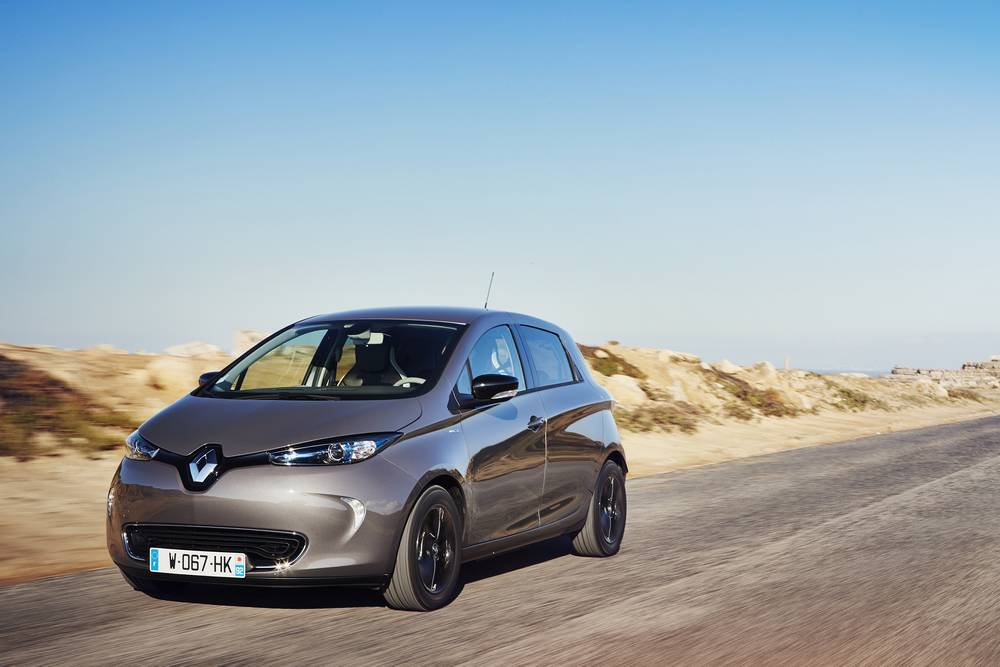 photo renault zoe edition one bose edition 0040. Black Bedroom Furniture Sets. Home Design Ideas