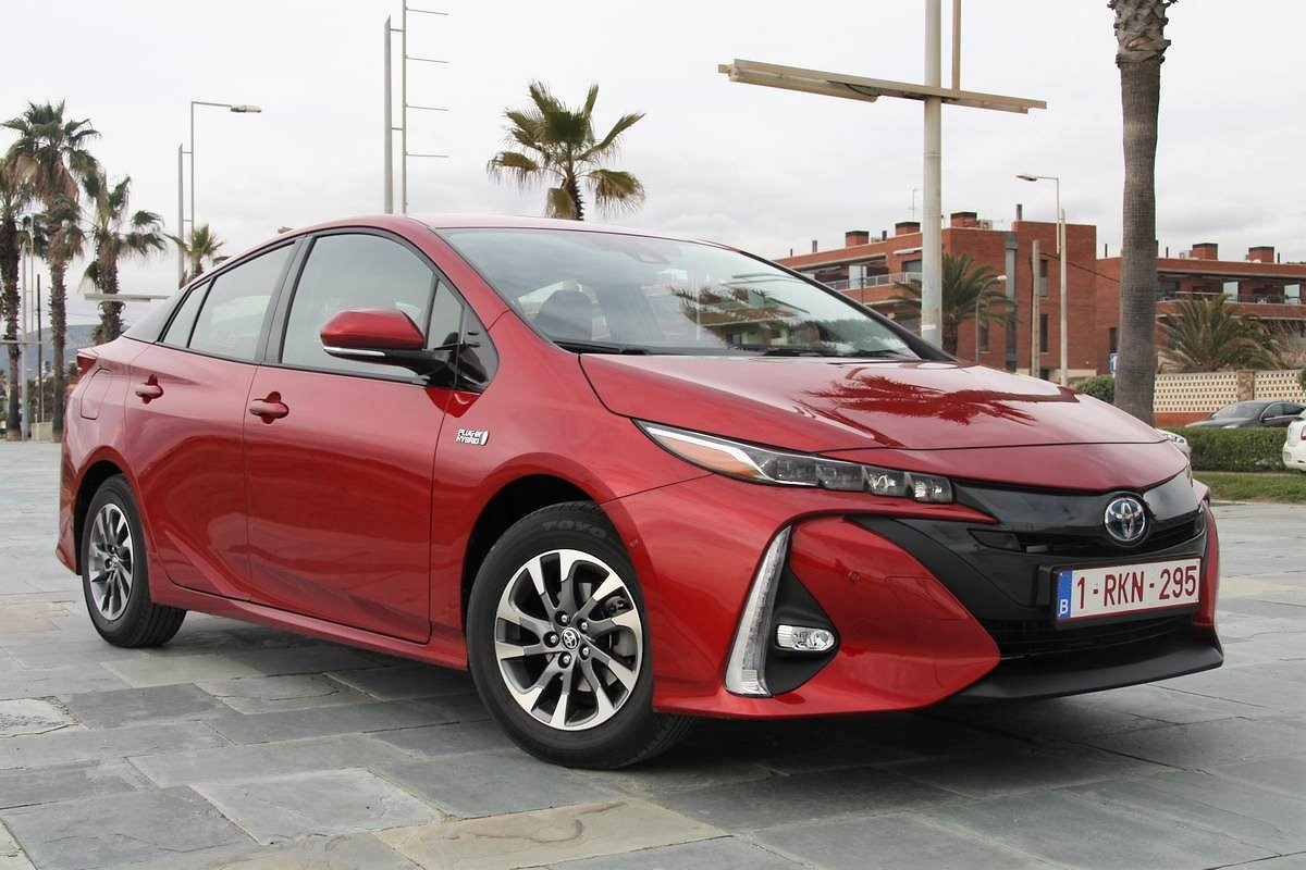 Essai Toyota Prius Rechargeable : hybride branché