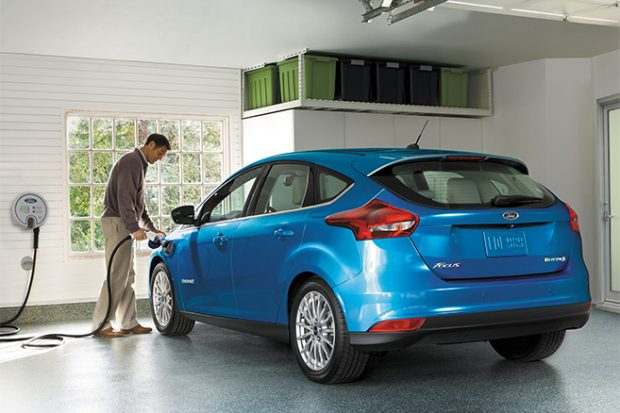 Fin de production pour la Ford Focus électrique en Europe