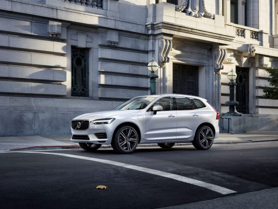 Volvo XC60 T8 hybride rechargeable