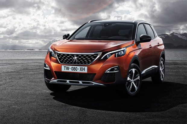 Peugeot 3008 hybride rechargeable