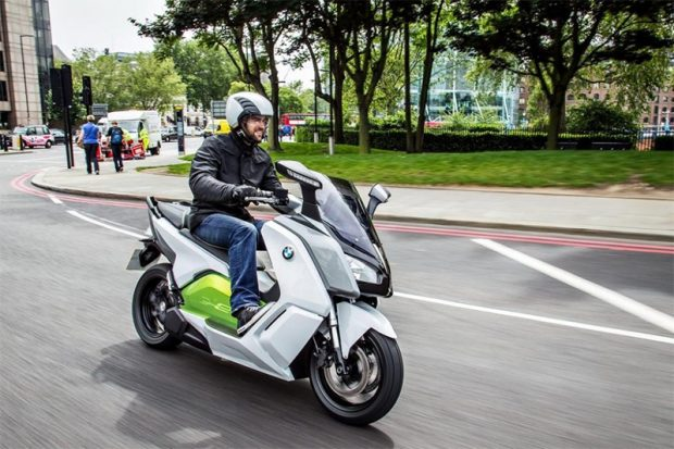 BMW C-Evolution : une version Long Range pour 2017