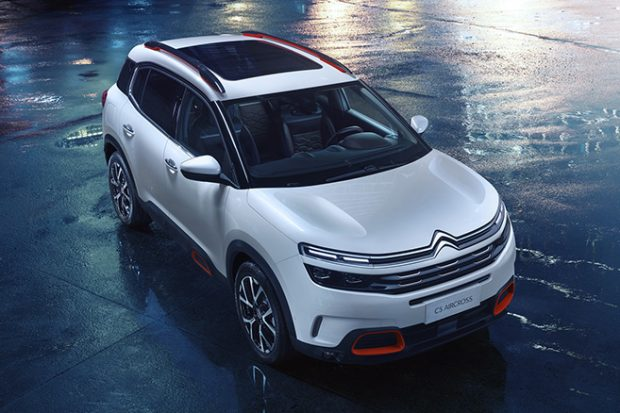 Citroën C5 Aircross hybride rechargeable