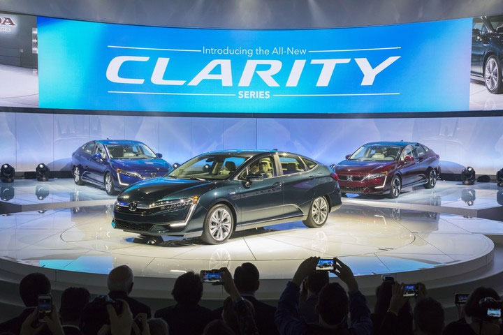 Image Result For Honda Clarity Electrica