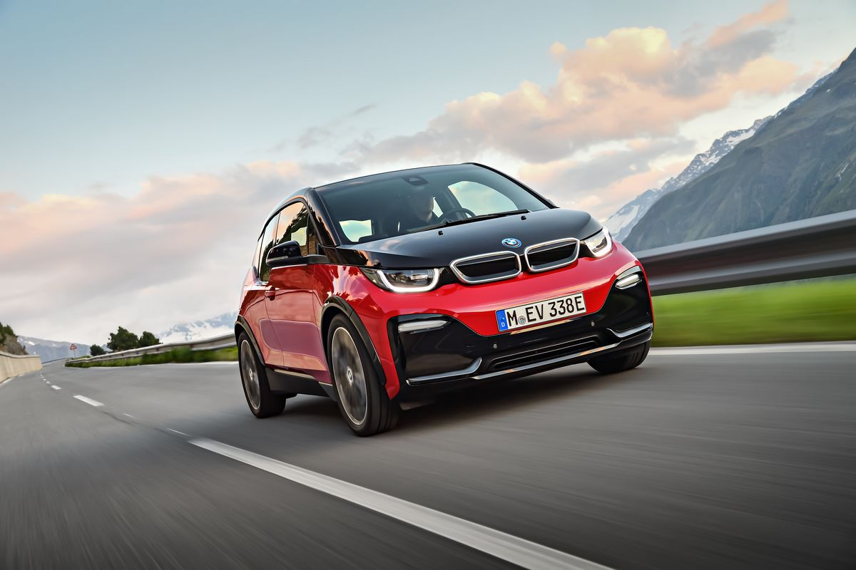 bmw i3s prix autonomie performances batterie commercialisation. Black Bedroom Furniture Sets. Home Design Ideas