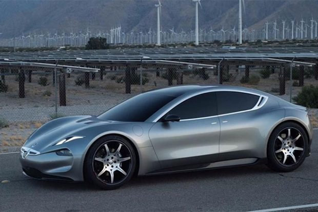 Fisker Emotion : la future concurrente de la Tesla Model S se précise