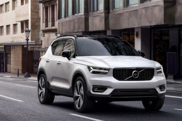 volvo xc40 hybride rechargeable prix autonomie. Black Bedroom Furniture Sets. Home Design Ideas
