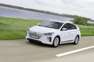 Modifications mineures pour la Hyundai Ioniq 2019