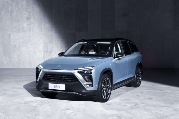 Nio : le concurrent chinois de Tesla prépare son introduction en bourse