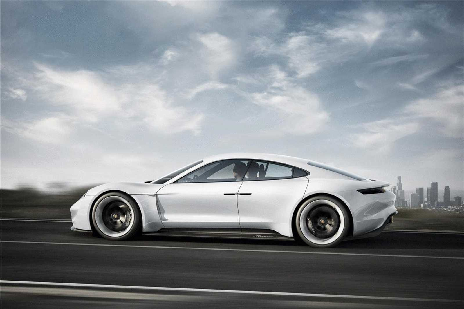 Photo Porsche Mission E Prix