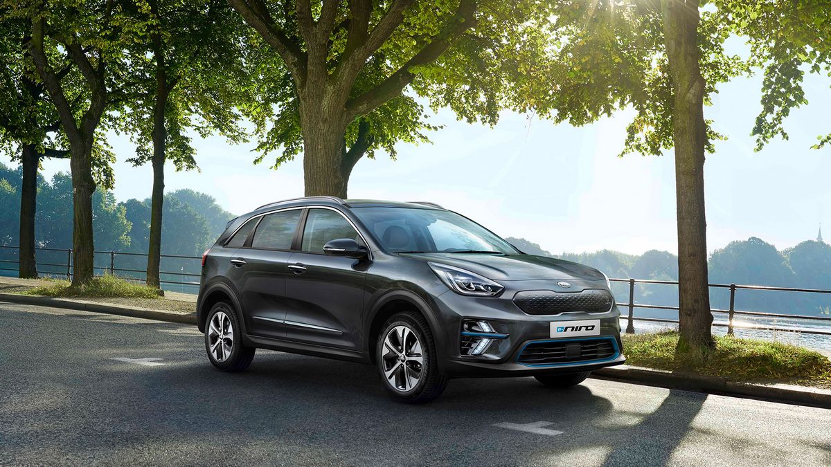Kia E Niro 233 Lectrique Autonomie Batterie Prix Performances