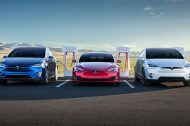 Europe : la Tesla Model S s'impose face aux berlines allemandes
