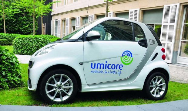 Batteries : Umicore va augmenter ses capacités de production en Europe
