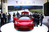 La Tesla Model 3 sera au Mondial de l'Automobile de Paris