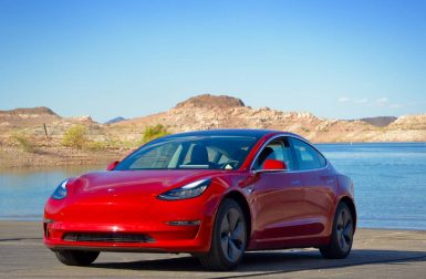 Essai : road-trip en Tesla Model 3 dans le Nevada
