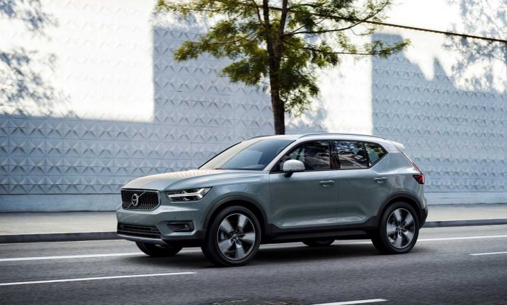 le volvo xc40 lectrique sera lanc en 2019. Black Bedroom Furniture Sets. Home Design Ideas
