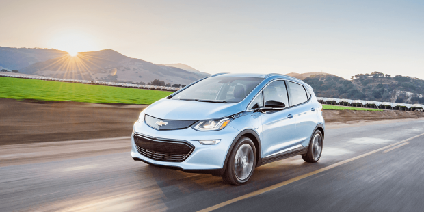 GM va augmenter la production de la Chevrolet Bolt