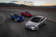 Tesla a produit 28.578 Model 3 au second trimestre 2018