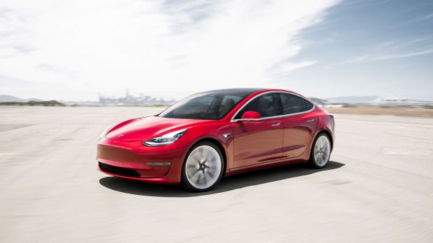 La Tesla Model 3 dans le top 10 des ventes US