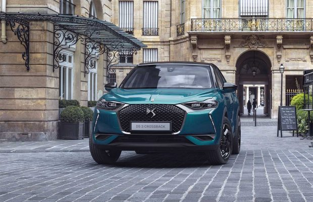ds3 crossback lectrique prix autonomie commercialisation batterie. Black Bedroom Furniture Sets. Home Design Ideas