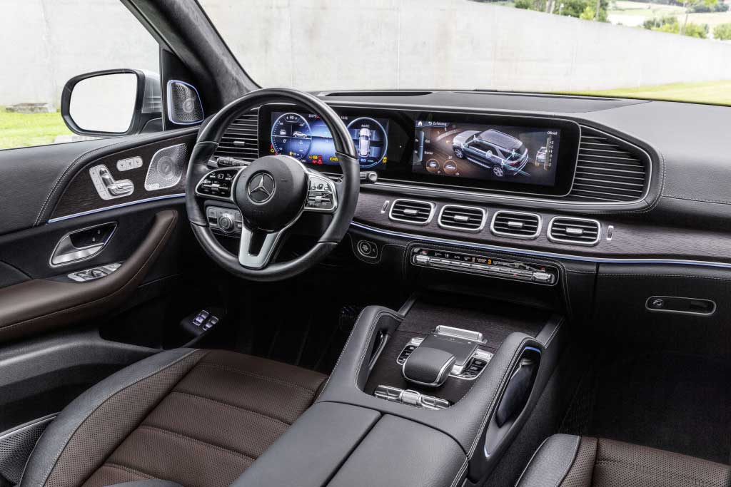 le nouveau mercedes gle hybride rechargeable aura plus d autonomie. Black Bedroom Furniture Sets. Home Design Ideas