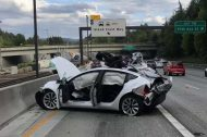 Tesla publie son premier rapport trimestriel d'accidents