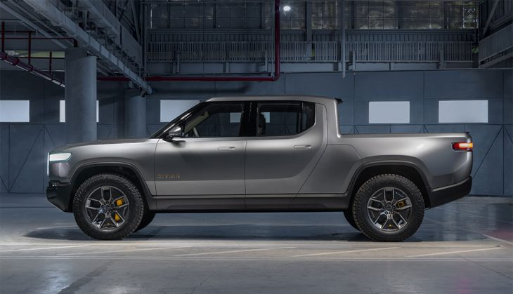 Ford investit 500 millions dans Rivian