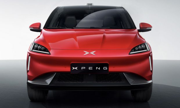 Xiaopeng Xpeng G3 : le rival chinois du Tesla Model X entre en production